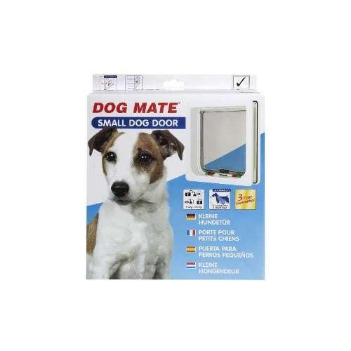 Cuchas puertas contencio n puerta para perro chico for Puerta para perros